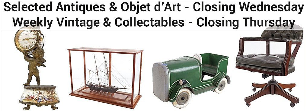 NEW SELECTED ANTIQUES
