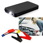 20000mAh Portable Emergency Jump Starter with Backup Power Bank Car Charger - Brand New