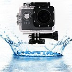5MP Waterproof Sports Cam with DV Action and Full 1080P Video DVR Helmet Cam - Brand New + 'image'