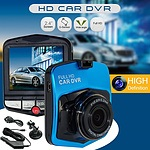 "2.4"" HD Car Dashboard Camera, DVR Video Recorder Dash Cam, Car Surveillance & Security"