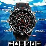 4GB Ultimate Waterproof Spy Watch - Takes Videos Audio & Photos - Brand New