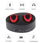 Pair TWS (True Wireless Stereo) Mini In-Ear Double Black Wireless Bluetooth Stereo Headset Headphones, Earbuds with Microphone - Brand new