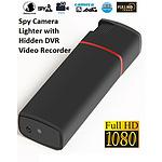 1080P Spy Camera Lighter, Hidden DVR Video Recorder Security Surveillance