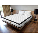 Royal Comfort Ergopedic Latex Pocket Spring Foam King Mattress - RRP $3799 - Brand New