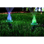 LED Garden Water Sprinkler - RRP $49 - Brand New