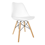 Eames Chair - White Set of 4