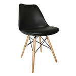 Eames Chair - Black Set of 4