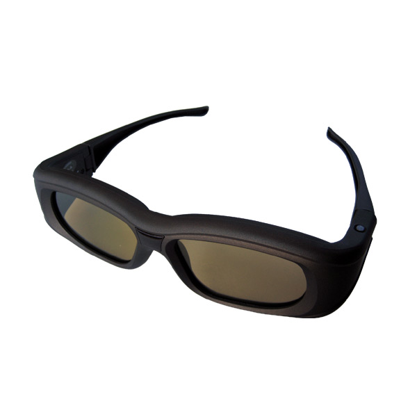 D Active Glasses With Bluetooth Infra Red Technolog