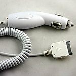 Car Charger for iPod iPod Touch iPhone - with Warranty