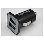 iPhone iPad Dual USB Port Car Charger - with Warranty
