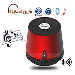Hydance MAXI Sound MP3 Player with Mini Bluetooth Speaker & Power Bank - Red - with Warranty