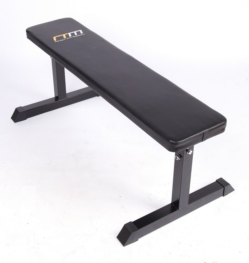 Weights Flat Bench Press Home Gym Lot 914766 Allbids