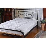 Double Mattress Topper - 100% Goose Feather - RRP $114.95 - Brand New