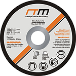"""125mm 5"""" Cutting Disc Wheel for Angle Grinder x25"""