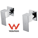 Chrome Bathroom Shower / Bath Mixer Tap Set with WaterMark - RRP $169.95 - Brand New