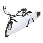Bicycle Surfboard Rack Carrier - RRP $234.95 - Brand New + 'image'