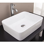 Above Counter Bathroom Vanity Square Basin - RRP: $179.95