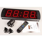 Digital Timer Interval Fitness Clock - RRP $514.95 - Brand New