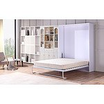 Palermo Queen Size Wall Bed - RRP $1994.95 - Brand New