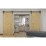 3.6m Sliding Barn Door Hardware - RRP $544.95 - Brand New
