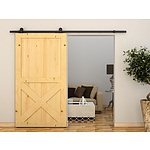 2.4m Sliding Barn Door Hardware - RRP $324.95 - Brand New