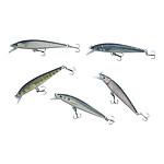 Finesse Naturals Hard Body Lures 60mm - Set of 5