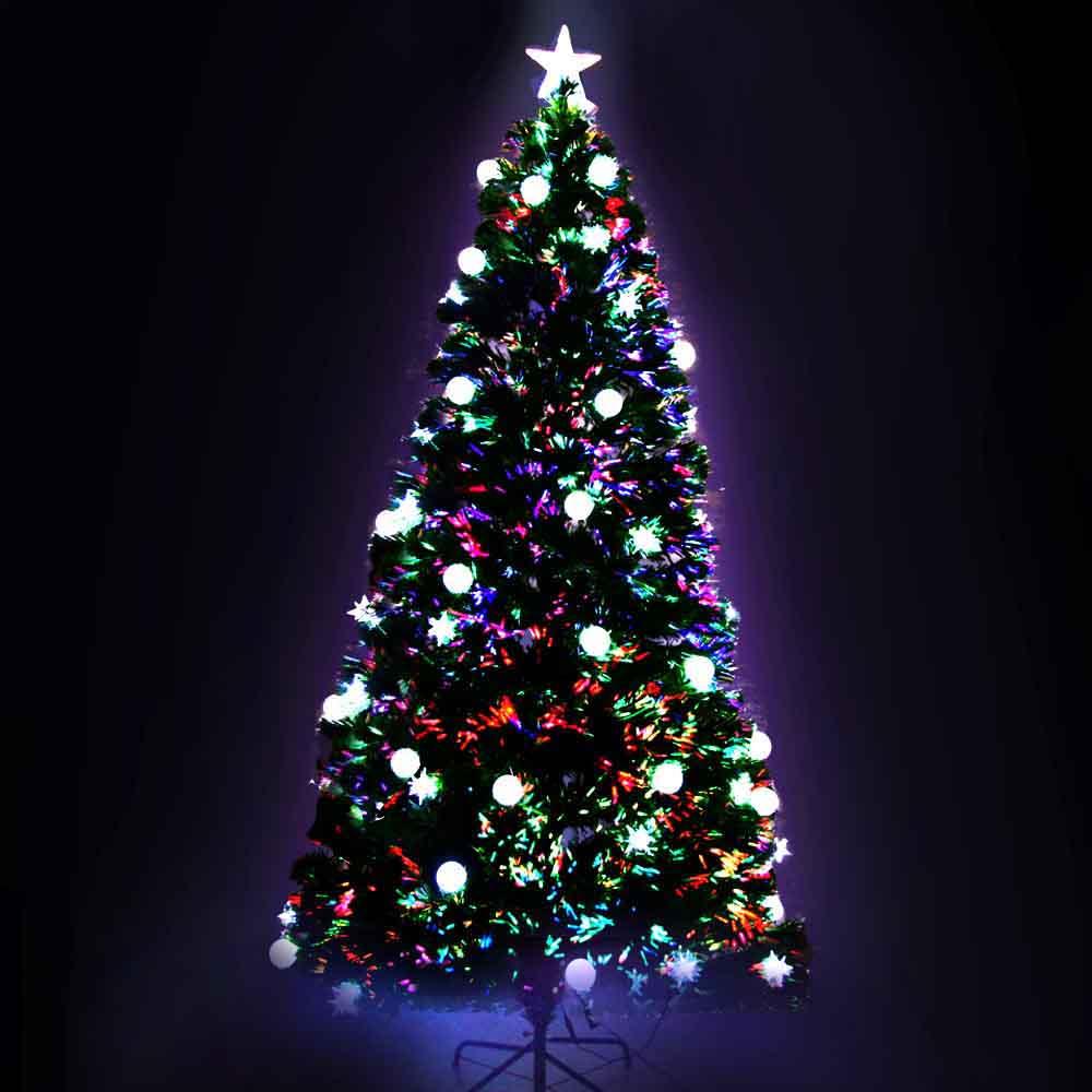 Jingle Jollys 1 8M 6FT LED Christmas Tree Multi Colour - Brand new - Free  Shipping