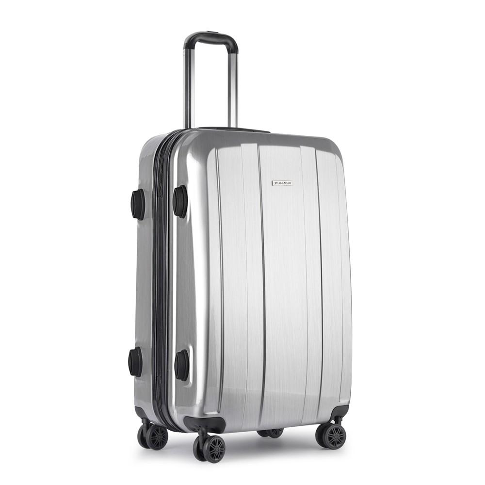 hard shell travel luggage with lot 888700 allbids. Black Bedroom Furniture Sets. Home Design Ideas