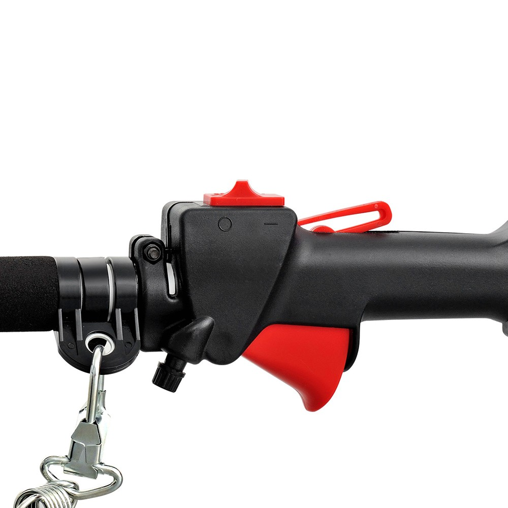 62cc 2in1 pole chainsaw hedge trimmer lot 883765 allbids for Gardening tools afterpay