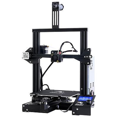 Creality 3D Ender 3 3D Printer Resume Printing High Precision 220*220*250mm - Brand New - Free Shipping