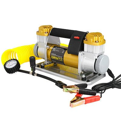 12V Portable Air Compressor - Brand New - Free Shipping