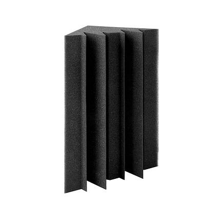 40pcs Studio Acoustic Foam Sound Absorption Proofing Panels Corner DIY - Brand New - Free Shipping