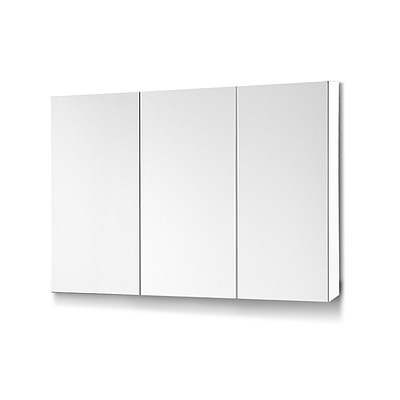 900 x 720mm Bathroom Vanity Mirror With Cabinet - Free Shipping
