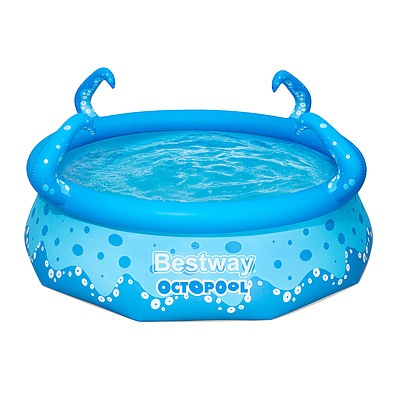 Inflatable Swimming pool Kids Play Above Ground Splash Pools Family - Brand New - Free Shipping