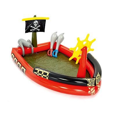 Inflatable KidsPirate Pool Play Pools Fantastic Children Splash Pool - Brand New - Free Shipping