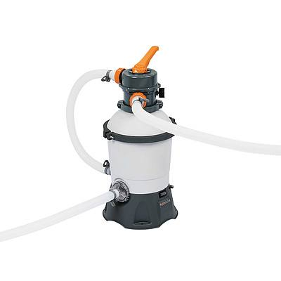530GPH Sand Filter Swimming Above Ground Pool Cleaning Pump