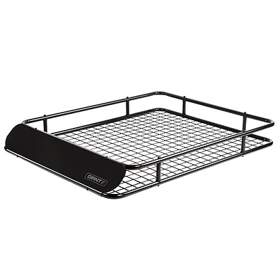 Universal Roof Rack Basket Car Carrier Steel 123cm - Brand New - Free Shipping