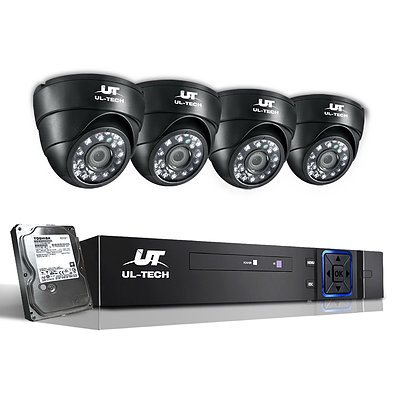 1080P Outdoor CCTV Security Camera - Free Shipping
