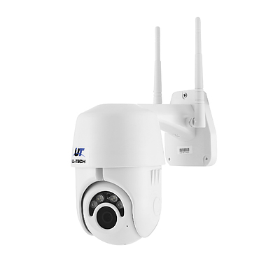 Wireless IP Camera Outdoor CCTV Security System HD 1080P WIFI PTZ 2MP - Brand New - Free Shipping