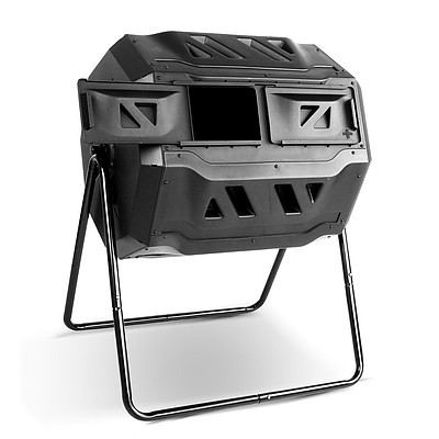160L Compost Recycling Bin - Free Shipping