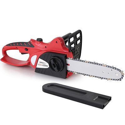 Giantz 20V Cordless Chainsaw - Black and Red - Free Shipping