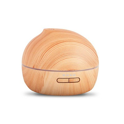300ml 4 in 1 Ultrasonic Aroma Diffuser - Light Wood - Free Shipping