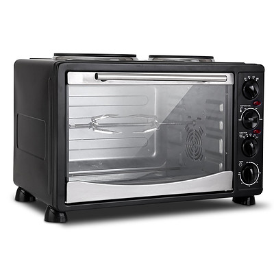 34L Portable Convection Oven Black - Brand New - Free Shipping