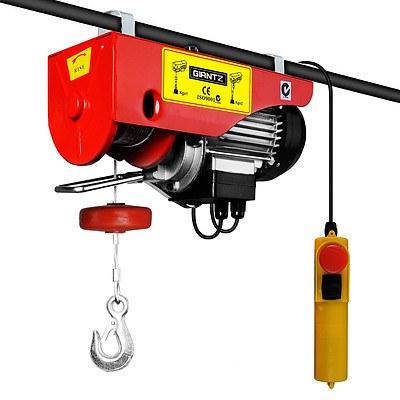 300/600kg 1200 W Electric Hoist Winch - Free Shipping