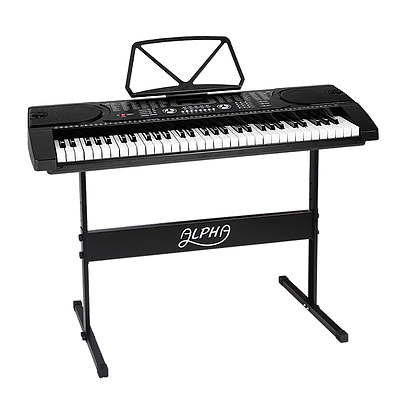 61 Keys LED Electronic Piano Keyboard - Brand New - Free Shipping