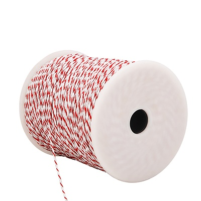 500m Polywire Roll Electric Fence Energiser Poly Wire - Free Shipping