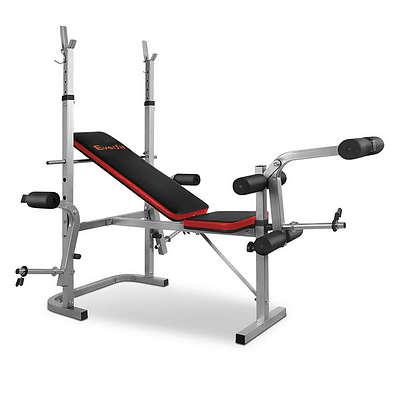 7-In-1 Weight Bench Multi-Function Power Station Fitness Gym Equipment - Brand New - Free Shipping