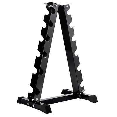 Vertical Dumbbell Storage Rack 6 Pairs - Brand New - Free Shipping