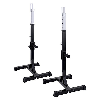 Squat Rack Bench Press Weight Lifting Stand Fitness