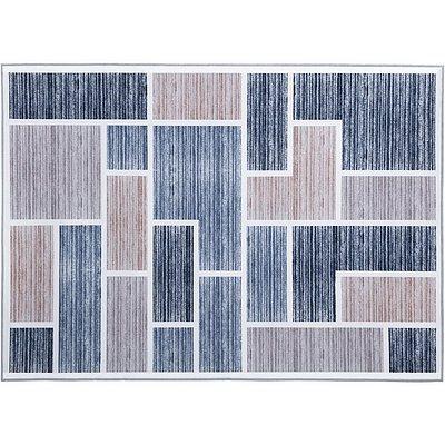 Short Pile Floor Rug 160x230cm Oblo - Brand New - Free Shipping